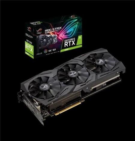 VGA PCIe ASUS STRIX-RTX2060-O6G-GAMING