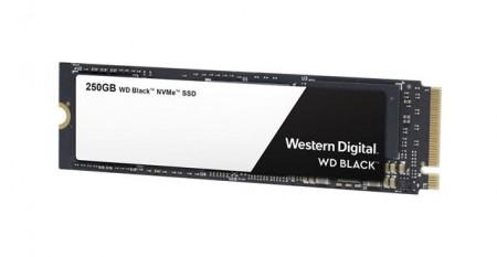SSD M.2  250GB WD Black PCI-e NVMe 2280 WDS250G2X0C