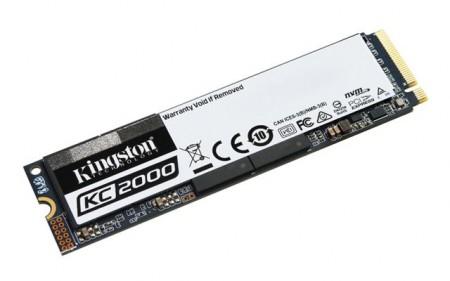 SSD 500GB KIN KC2000 M.2 2280 NVMe