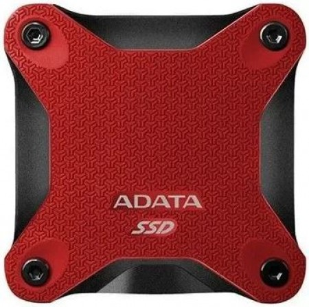 SSD EXT  240GB ADATA ASD600Q-240GU31-CRD crvena
