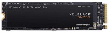 SSD M.2  250GB WD Black NVME WDS250G3X0C