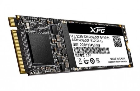 SSD 512GB ADATA ASX6000LNP-512GT-C