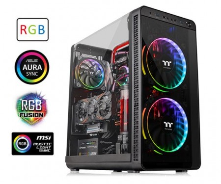 KUĆIŠTE Thermaltake View 37 RGB Edition