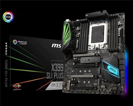 MBO MSI TR4 X399 SLI PLUS