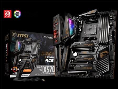 MBO MSI AM4 MEG X570 ACE