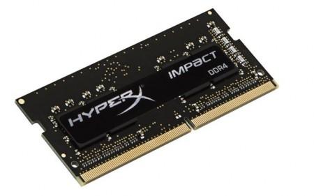 MEM SOD DDR4 4GB 2400MHz HyperX Impact KIN