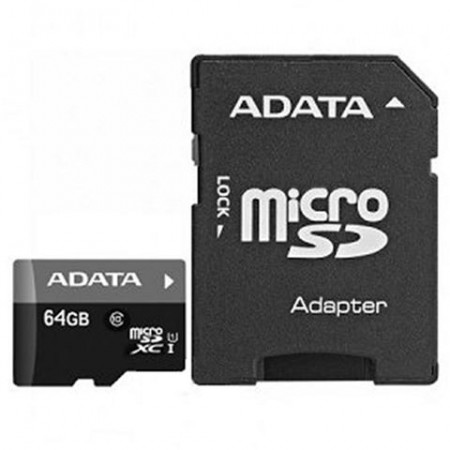 MEM SD MICRO 64GB HC Class 10 UHS + 1 ad AD