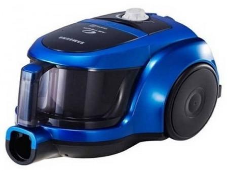 Samsung VCC4550V36 usisivac, 1800W, bez vrece, Mikro + HEPA filter, 83dB, plavi
