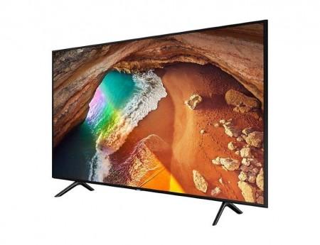 Samsung QE55Q60RA\UHD\Smart\WiFi\Quantum Processor 4K\2.CH 20W \Dual Tuner 2x(T2CS2)