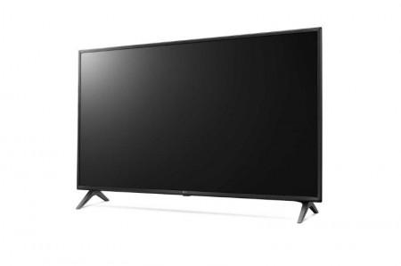 LG 60UM7100PLB LED TV 60 Ultra HD, WebOS ThinQ AI, Ceramic Black, Two pole stand