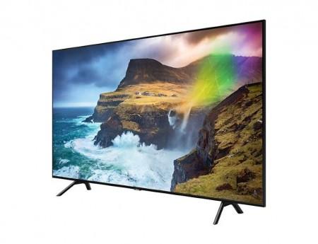 Samsung QE55Q70RA\UHD\Smart\WiFi\Quantum Processor 4K \2.1 CH 40W \Dual Tuner 2 x (T2CS2)