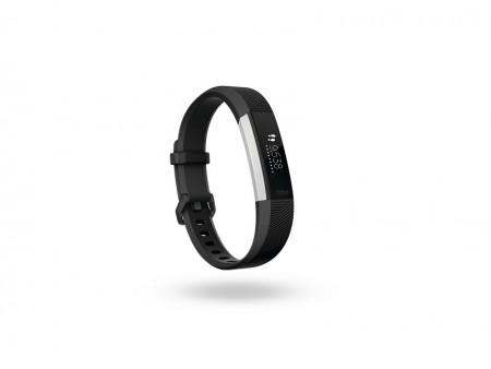 Fitbit Alta HR Black L