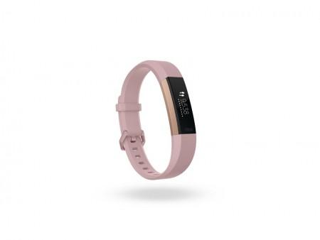 Fitbit Alta HR Pink Rose Gold L