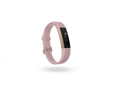 Fitbit Alta HR Pink Rose Gold S