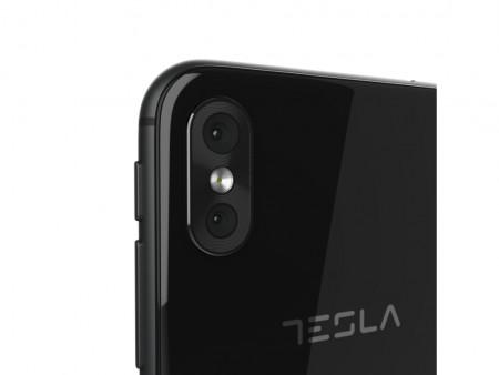 Tesla Smartphone 6.4 Lite Black