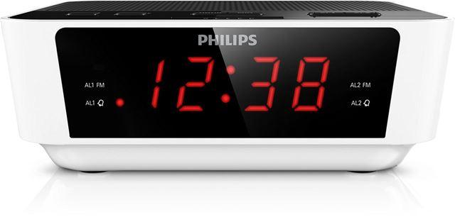 PHILIPS radio budilnik AJ311512