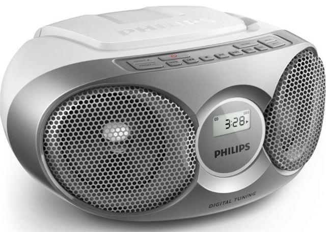 PHILIPS prenosni CD radio AZ215S12