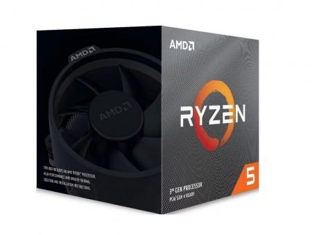 AMD CPU Ryzen 5 4C4T 3400G (4.2GHz 6MB 65W AM4) RX Vega 11, BOX