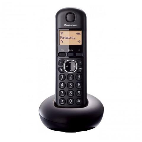 PANASONIC telefon bežični KX-TGB210FXB crni