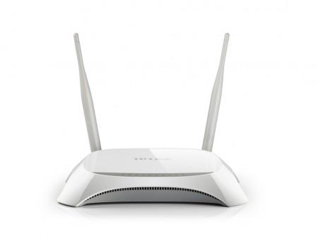 TP-LINK 3G4G Wi-Fi N Ruter 2xeksterna antena