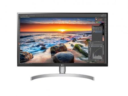 LG LCD 27 27UL850 IPS, UHD, HDMI, DP, USB C, zvučnici, Pivot, HA, swivel
