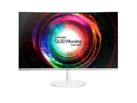 Samsung LCD 26,5 LC27H711QEUXEN VA Panel 2K 2560x1440 HDMI, mini DP, zakrivljen