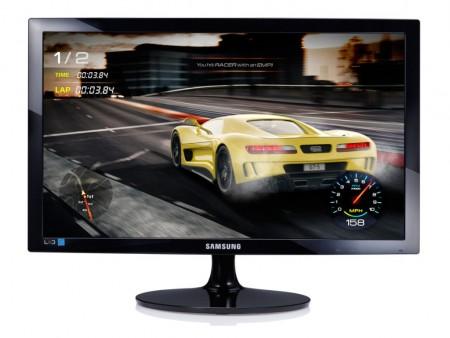 Samsung LCD 24 S24D330HSXTN Panel VGA HDMI gaming
