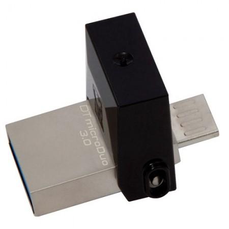 Kingston 32GB DT MicroDuo USB3.0 DTDUO332GB metal-black