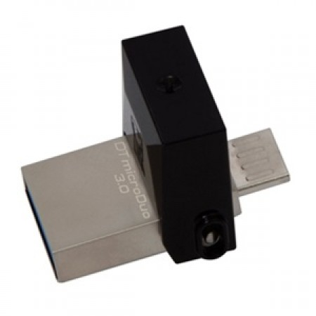 Kingston 16GB DT MicroDuo USB 3.0 DTDUO16GB metal-braon