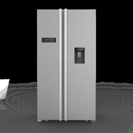Tesla Side-by-side frizider RB5101FHX,560 l,No Frost,Inox