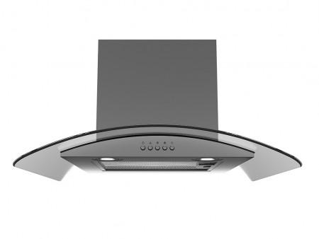 Tesla dekorativni aspirator DD600MG,60cm,inox-staklo