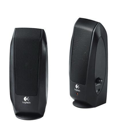 Zvučnici Logitech S-120  crni OEM