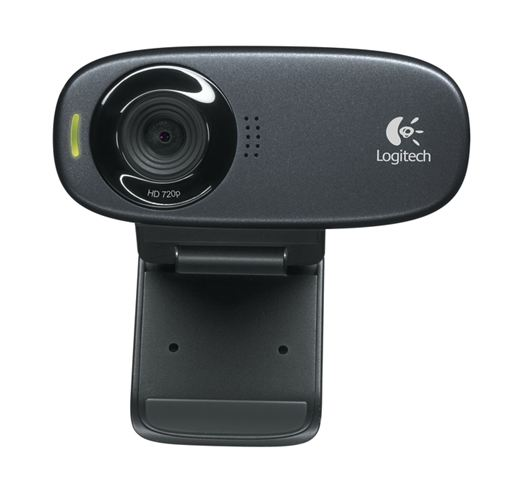 WEB CAM LOGITECH C310 HD