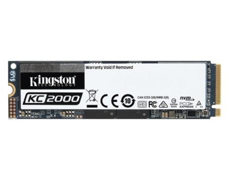 KINGSTON 250GB M.2 NVMe SKC2000M8250G SSDNow KC2000 series