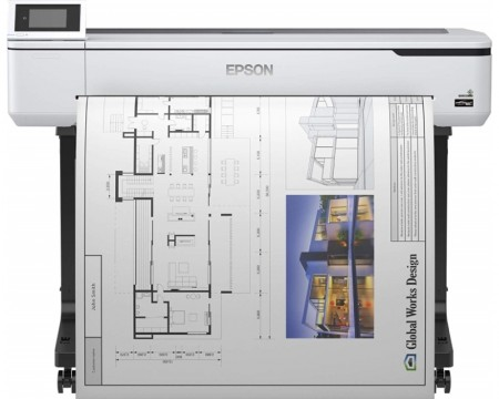 EPSON SureColor SC-T5100 inkjet štampačploter