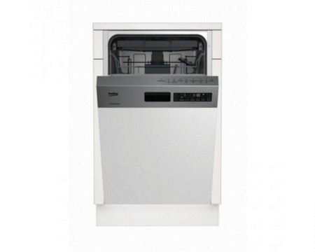 BEKO DSS 28021 X ugradna mašina za pranje sudova