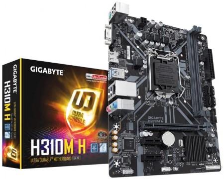 GIGABYTE H310M H rev.2.0