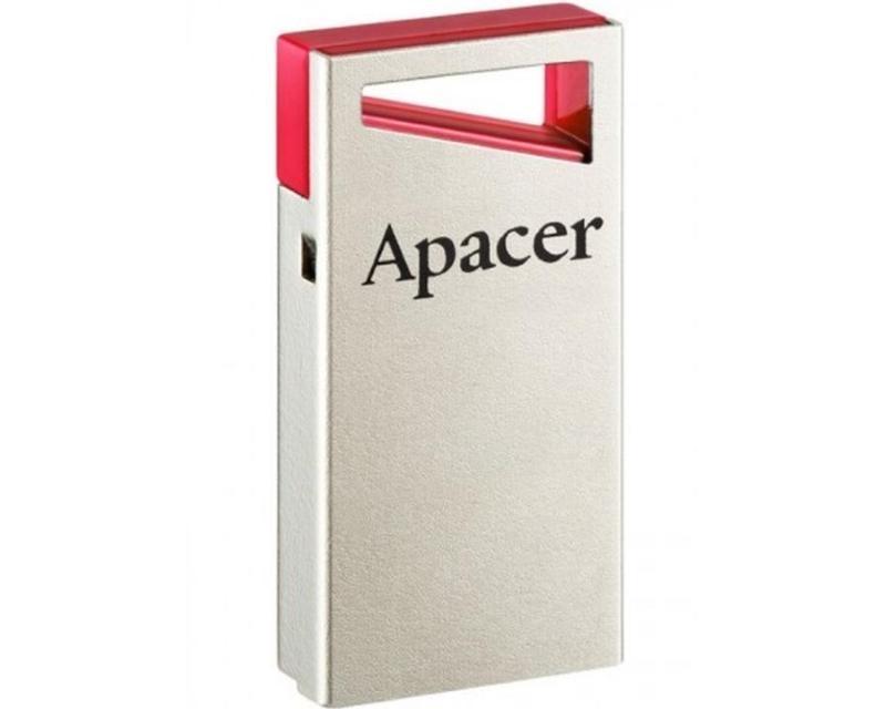 APACER 64GB AH112 USB 2.0 flash crveni