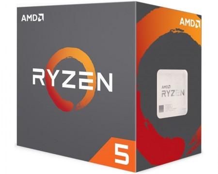 AMD Ryzen 5 1600 6 cores 3.2GHz (3.6GHz) Box