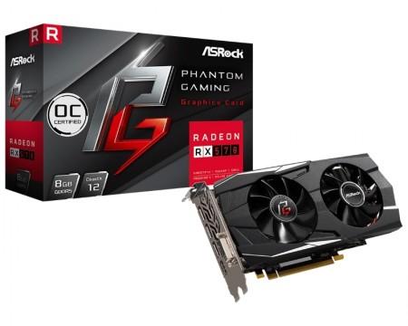 ASROCK AMD Radeon RX 570 4GB 256bit PG D RADEON RX570 8G OC