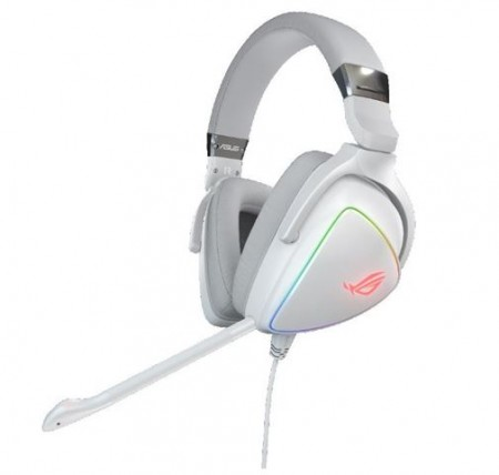 Slušalice ASUS ROG Delta White