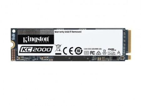 Kingston SSD KC2000 250GB M.2 2280 SKC2000M8250G