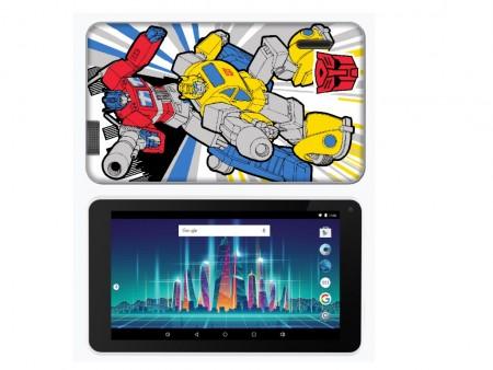 eSTAR Themed Tablet Transformers 7 ARM A7 QC 1.3GHz1GB8GB0.3MPWiFiAndroid 7.1Futrola