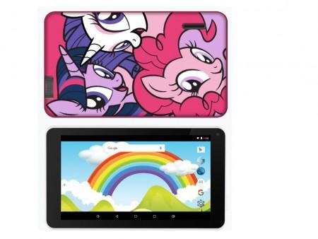 eSTAR Themed Tablet My Little Pony 7 ARM A7 QC 1.3GHz1GB8GB0.3MPWiFiAndroid 7.1Futrola