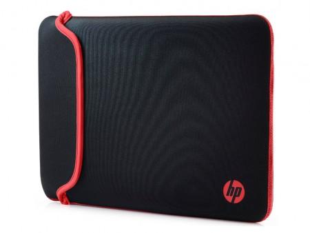 HP Chroma Sleeve 14 Case Black Red (V5C26AA)