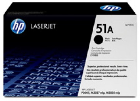 HP Toner LJ P3005/M3035mfp/M3027mfp [Q7551A]