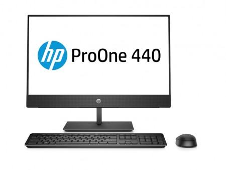 HP ProOne 400 G5 AiO 20 HD WLEDi5-9500T8GB256GBDVDHDMI portStandWin 10 Pro1Y (7EM55EA)