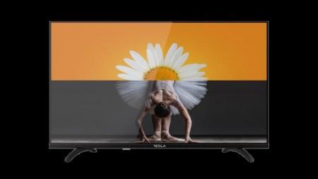 Tesla TV 40S393BF, 40 TV LED, slim DLED, DVB-T2CS2, FullHD