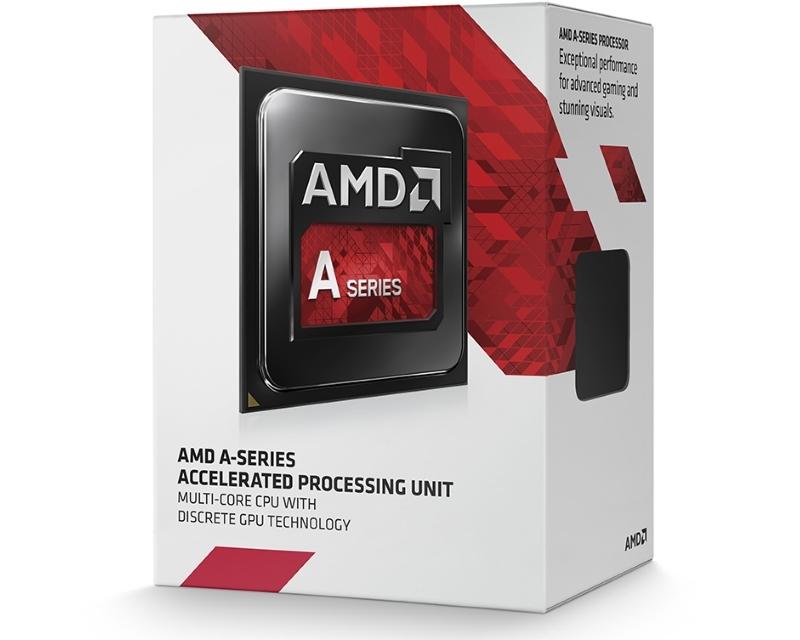 AMD A10-7800 4 cores 3.5GHz (3.9GHz) Radeon R7 Box