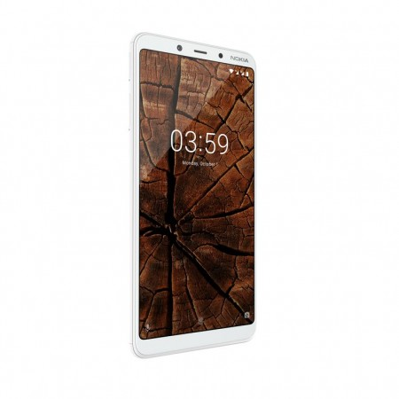 Nokia 3.1 Plus DS White Dual Sim